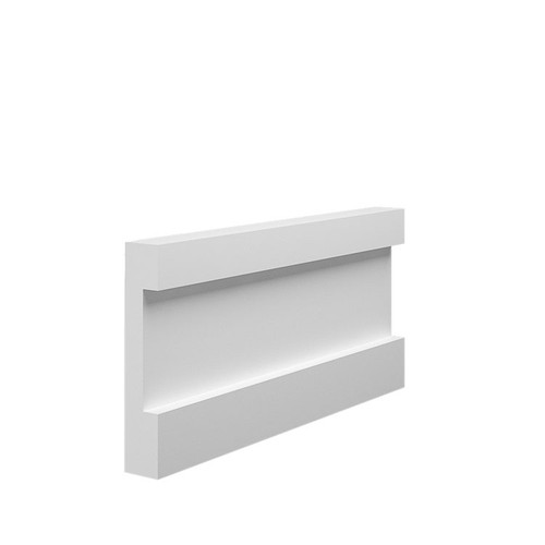 Abbey MDF Architrave Sample - 95mm x 18mm