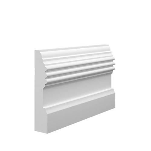 Frontier MDF Architrave Sample - 120mm x 25mm HDF