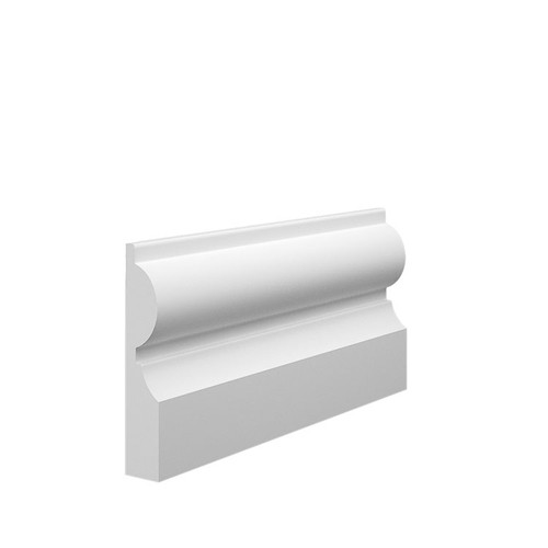 Milan MDF Architrave Sample - 95mm x 18mm HDF