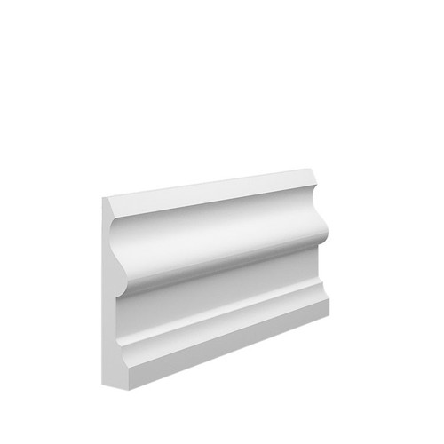 Noble 1 MDF Architrave Sample - 95mm x 18mm HDF