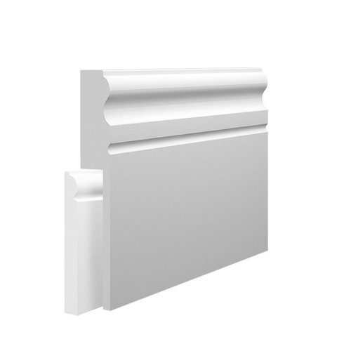 327 MDF Skirting Board Cover over existing skirting