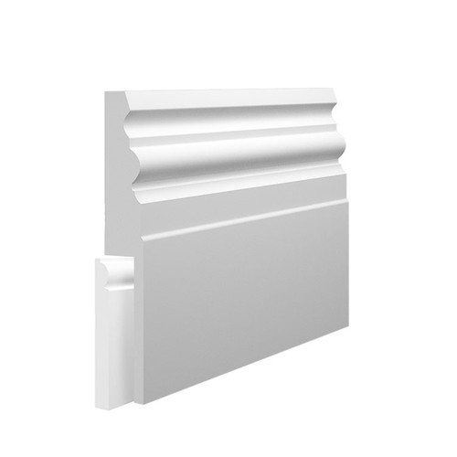 Heritage MDF Skirting Board Cover over existing skirting