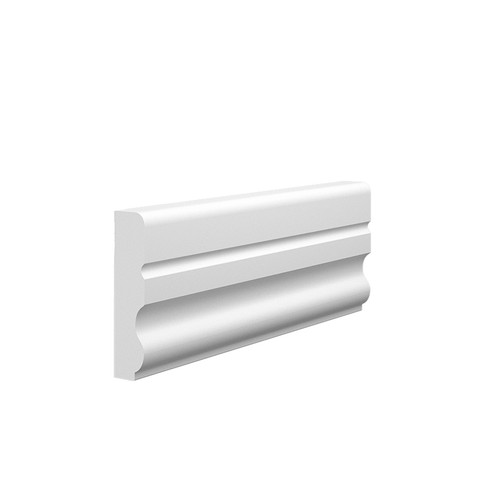 327 MDF Dado Rail - 75mm x 18mm