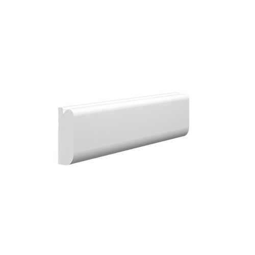 Bullnose MDF Picture Rail - 50mm x 18mm