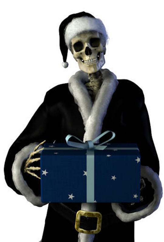 Gift Ideas for Goth types