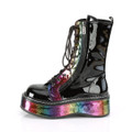 In Rainbows Boots