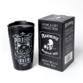 Purrfect Brew Double Walled Travel Mug