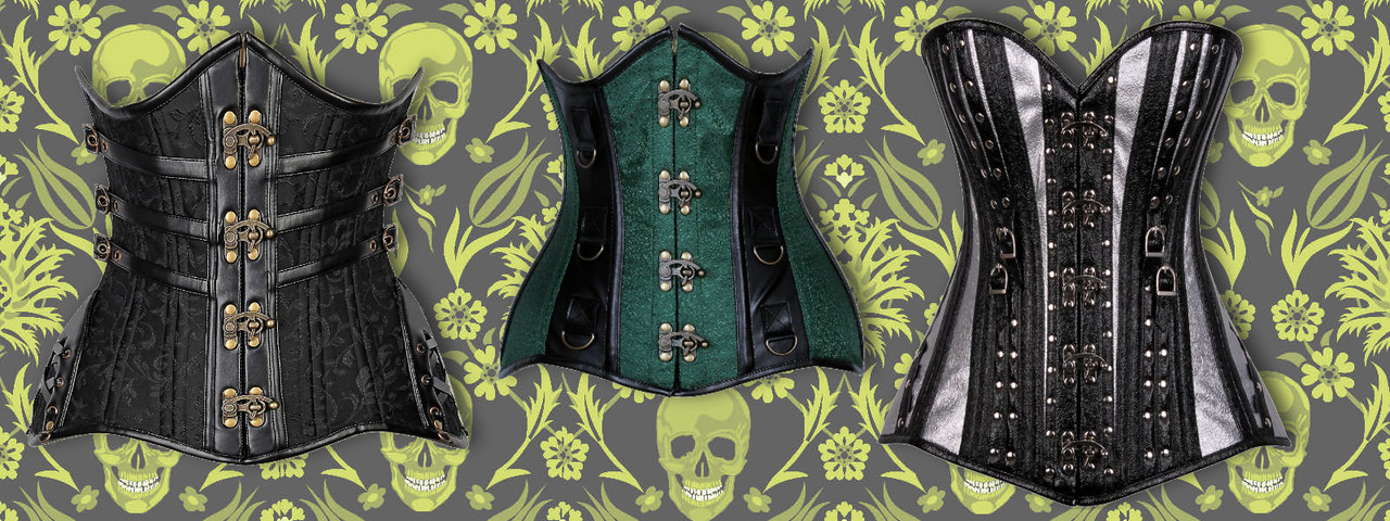 gothic corsets