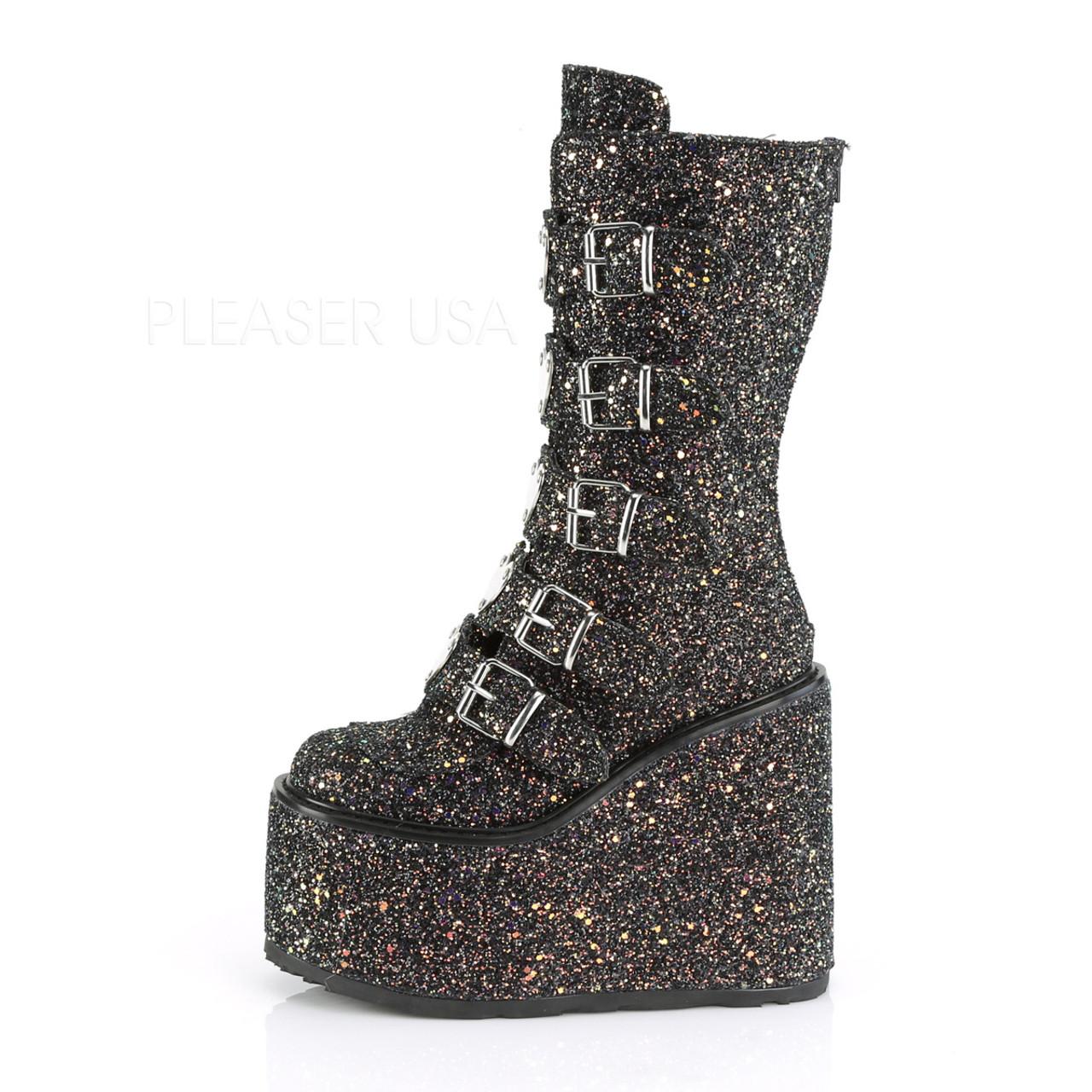 503ef0f670d I Heart Glitter Boots