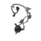 Black Rose Ear wrap