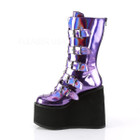 I Heart Purple Boots