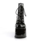 Black Tendencies Boots