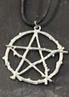 Pentagram of Twigs Amulet
