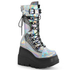 Comet Catcher Wedge Boots