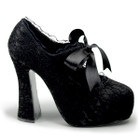 Demon Lace Heels