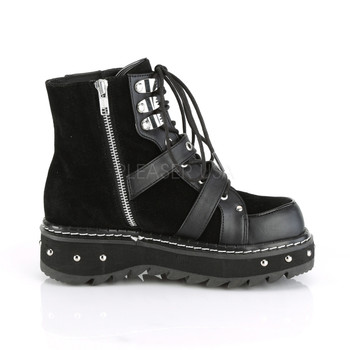 6025070c4e4f Suedehead studded vegan ankle boots Suedehead Boots