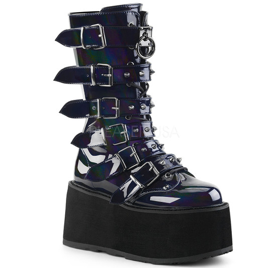 Holographic Injection Boots
