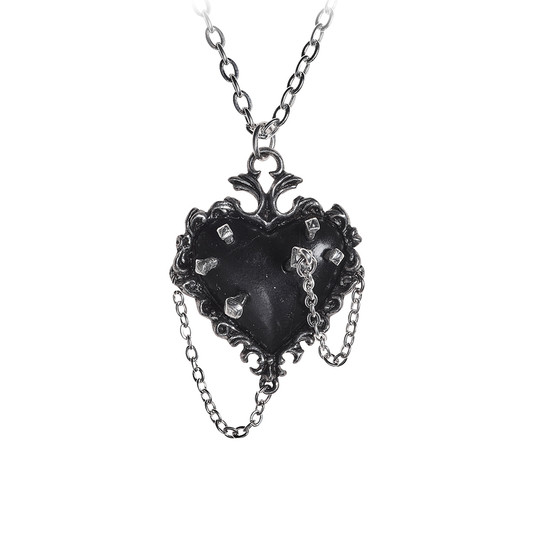 the witches black heart