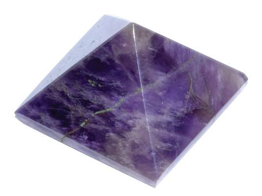 30 mm amethyst pyramid