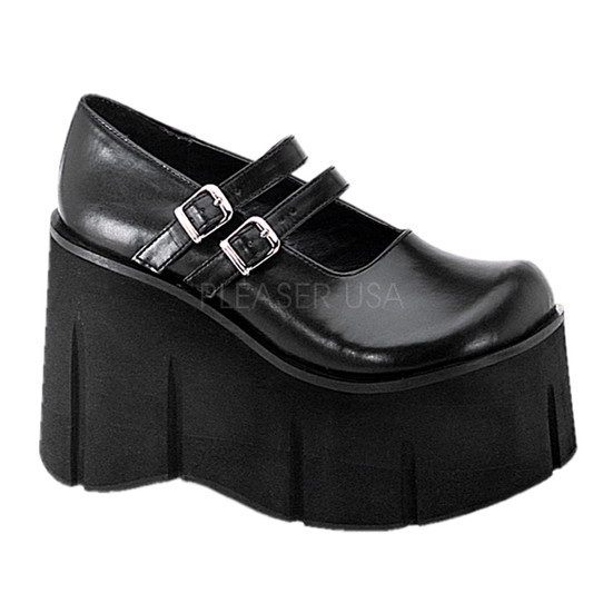 Double Strap Mary Janes