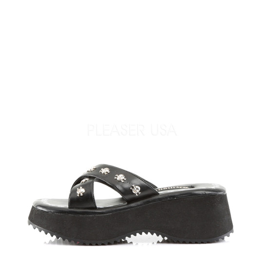 Flipped Off Sandals