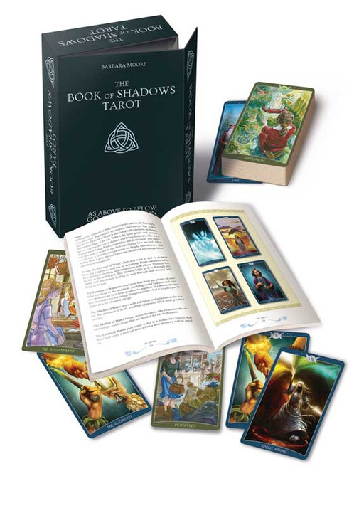 Book of Shadows Tarot (2 Decks)