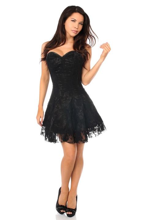Darkly Departed Dress