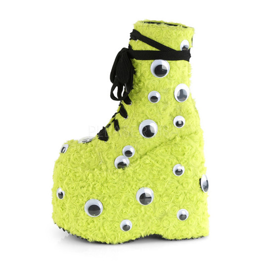 monster boots side