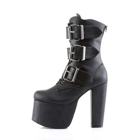 Tormenting buckle Ankle Boots