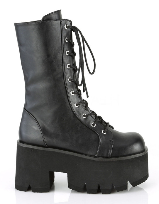 Super chunky combat boots