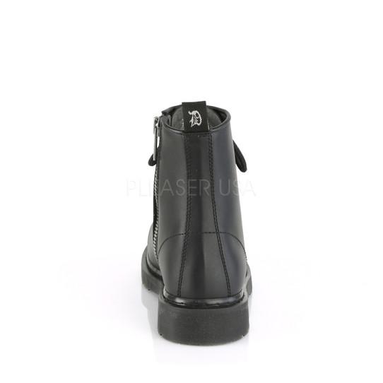 8 Hole Vegan Combat Boots