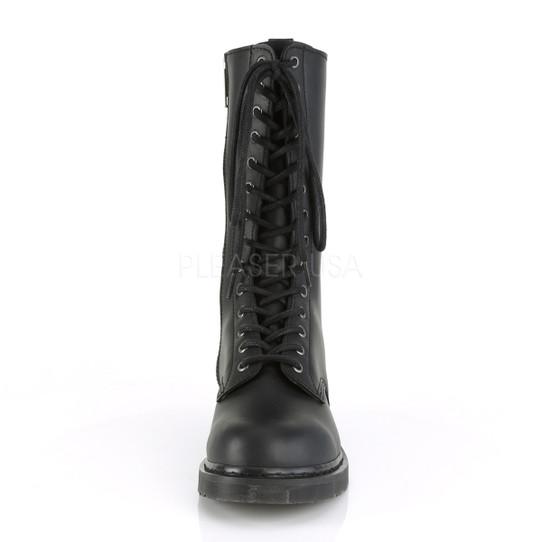 14 Hole vegan Combat Boots