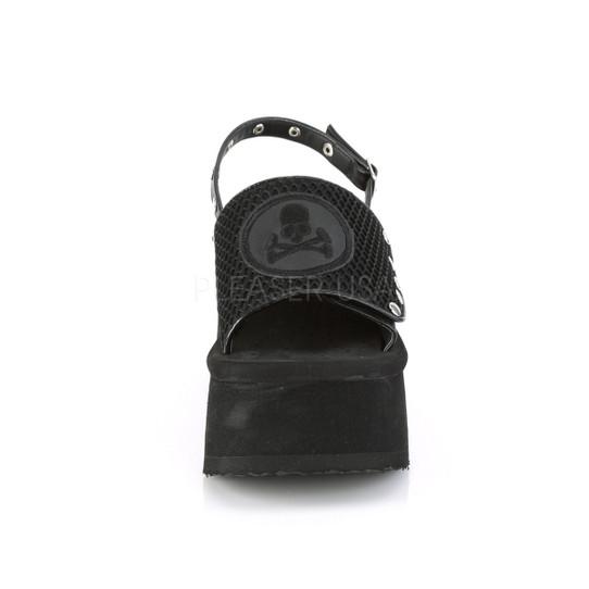 Punk's Not Dead Sandals