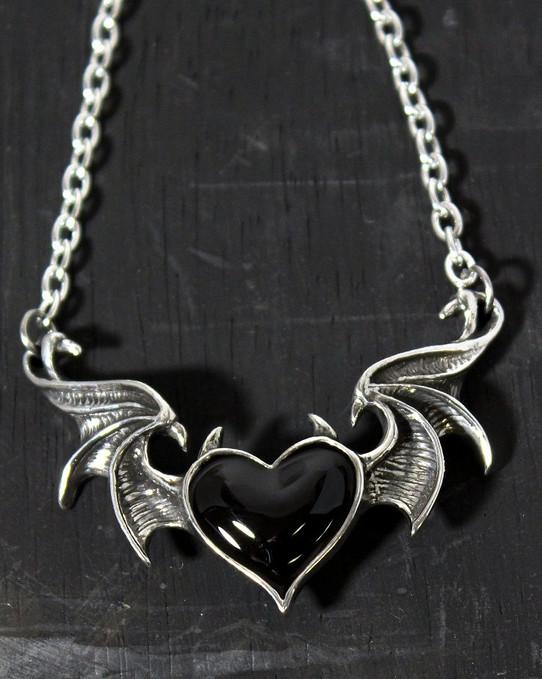 My Black Soul Necklace