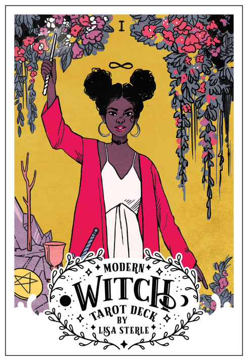 Modern Witch Tarot