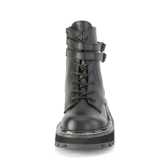 Jagged Sole Ankle boots