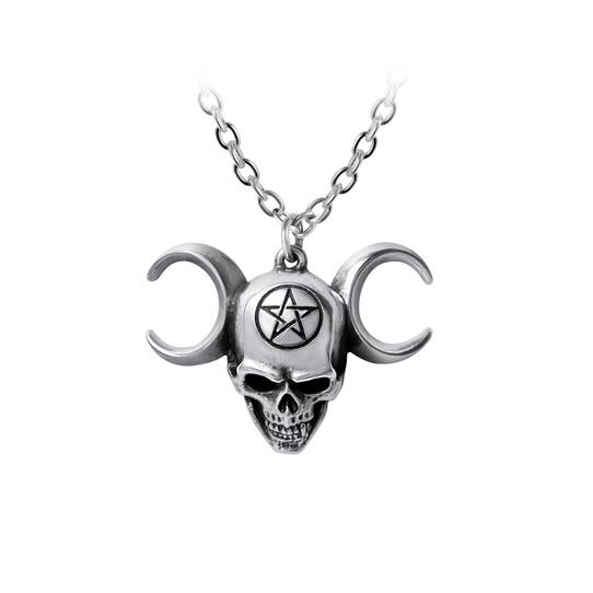 Truinity Skull Necklace