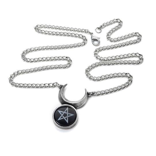 Horned God Necklace