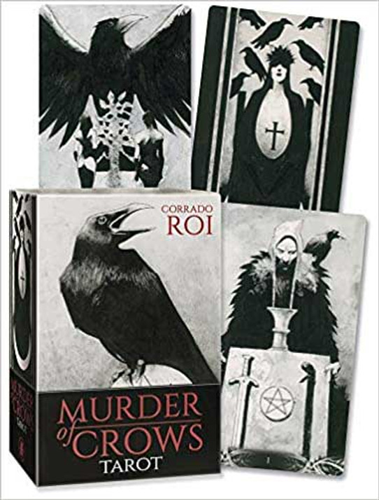 A Murder of Crows Tarot Deck