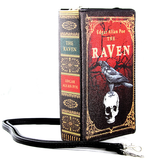 The Raven Book Purse