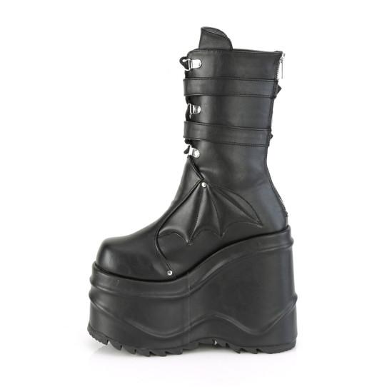 Towering Bat Boots