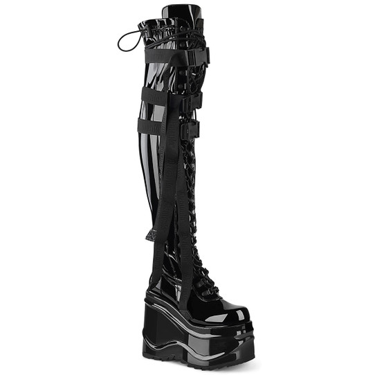 Madness Thigh Hi Boots