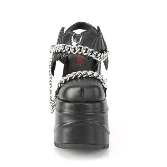 Bat Moon Rising Sandals