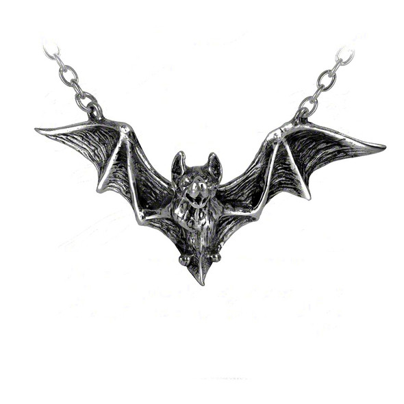 Top Bat Necklace