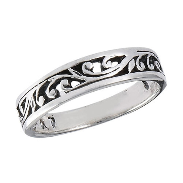 The Vining Sterling ring
