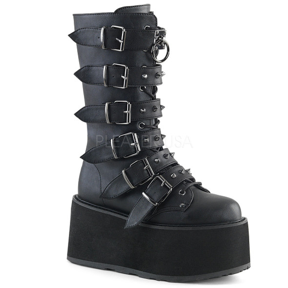 Lethal Injection Boots