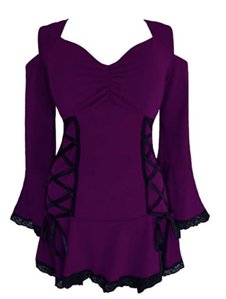 Cold Royalty Top