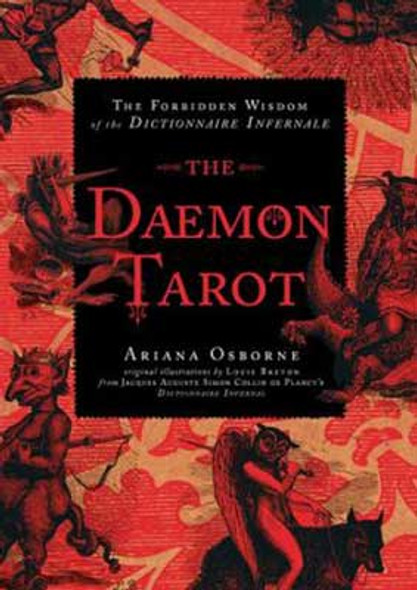 Daemon Tarot Deck and Boot