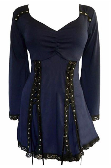 Electric Midnight Top