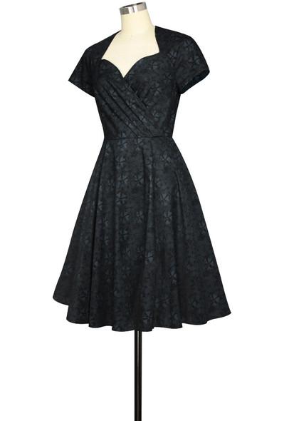 Black Dahlia Dress